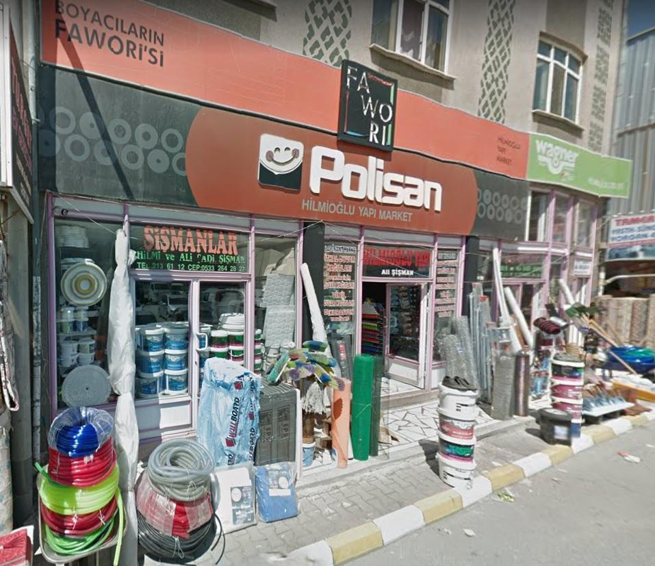Hilmioğlu Yapı Market