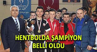 HENTBOLDA ŞAMPİYON BELLİ OLDU!
