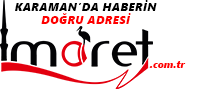 KARAMAN HABERLERİ | www.imaret.com.tr
