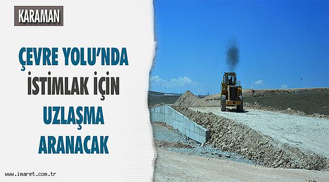 KARAMAN ÇEVRE YOLLARI...