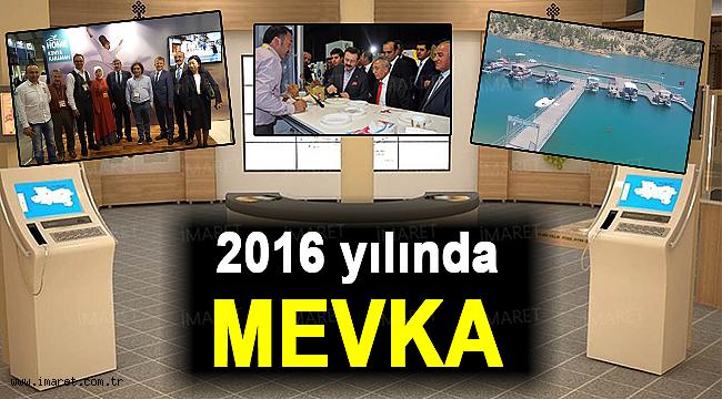 2016 YILINDA MEVLANA KALKINMA AJANSI