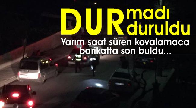 DURMADI DURDURULDU