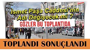 MECLİS TOPLANTISI SONUÇLANDI