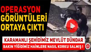 OPERASYON GÖRÜNTÜLERİ ORTAYA ÇIKTI !