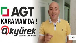 AGT PARKE AKYÜREK'TE