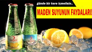 MADEN SUYUNUN FAYDALARI