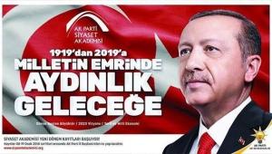 AK PARTİ KARAMAN'DA SİYASET AKADEMİSİNE BAŞLIYOR