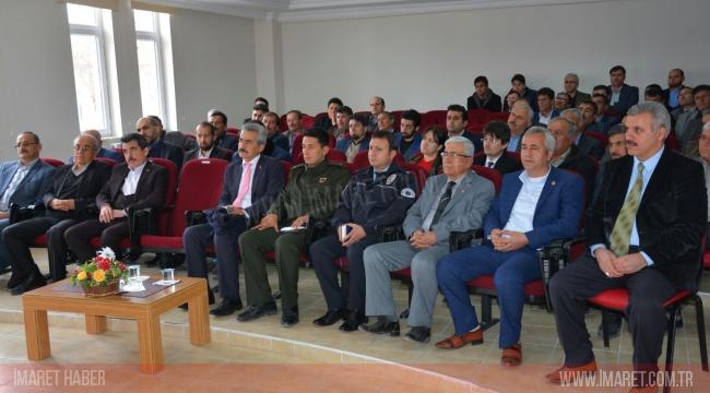 Ayrancı'da Afrin Şehitleri İçin Kampanya