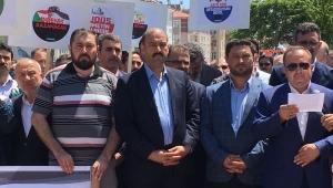 AK Partili İl Başkanlarından Ortak Basın Açıklaması