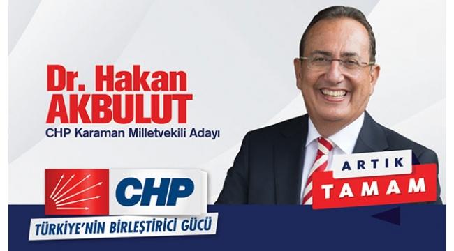 CHP'den Adayım