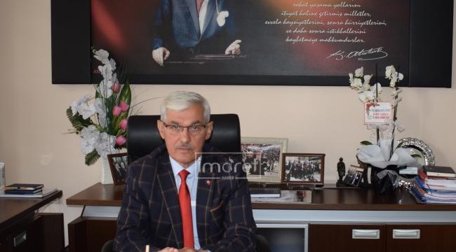 İl Genel Meclisi Başkanı Adem Kapar'ın 24 Temmuz Gazeteciler ve Basın Bayramı Mesajı