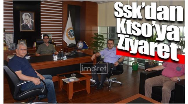 Ssk'dan Ktso'ya Ziyaret
