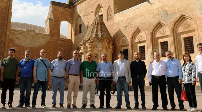 Akgül, Rektörler Toplantısına Katıldı
