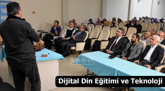 Dijital Din Eğitimi ve Teknoloji