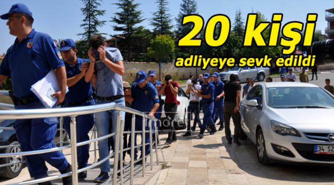 Jandarma ve Polis'ten güvenlik uygulaması
