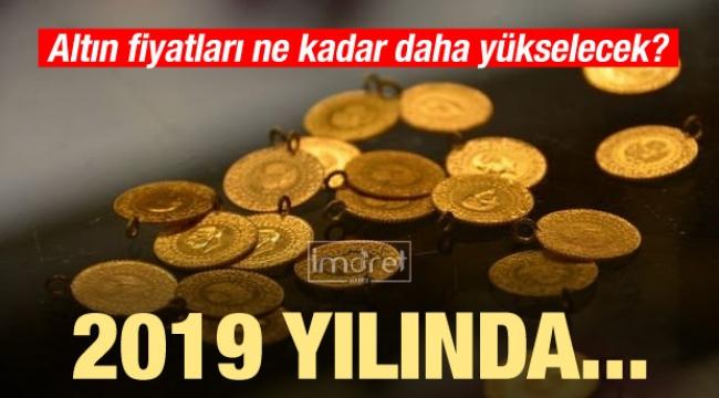 Altın fiyatları ne kadar daha yükselecek?