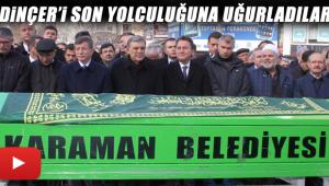 Gül ve Davutoğlu Karaman'da