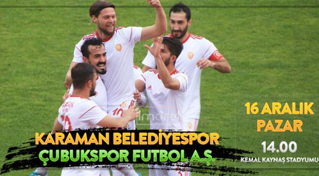 İlk yarının son maçı Karaman'da