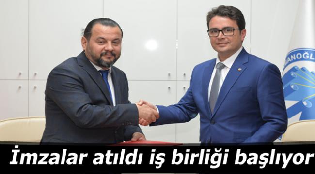İş birliği protokolü imzalandı