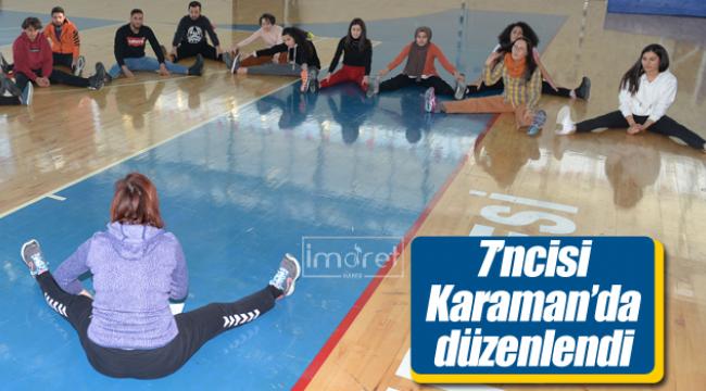 7'ncisi Karaman'da düzenlendi