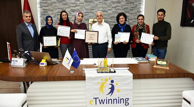eTwinning Ulusal Kalite Etiketi Ödülleri Sahiplerini Buldu