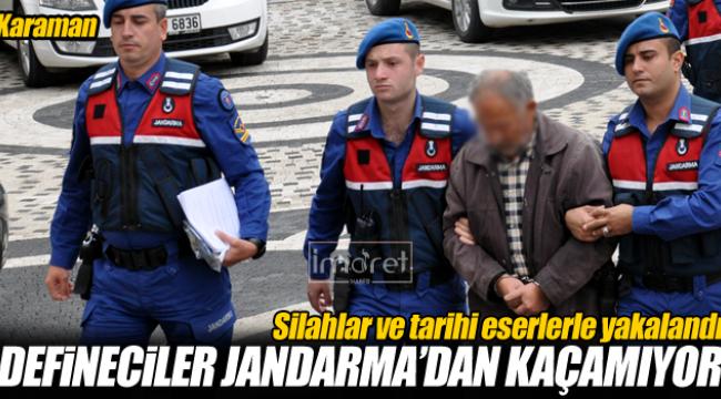 Jandarma'dan yine operasyon