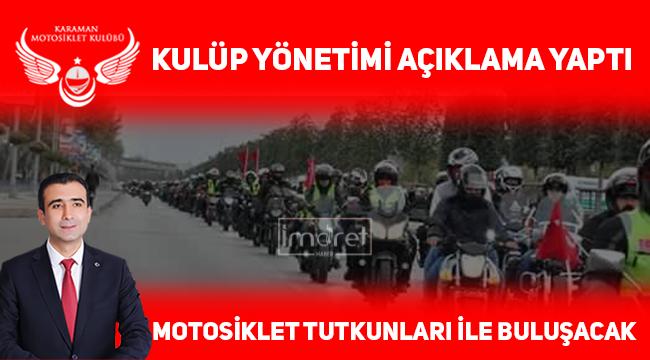 Motosiklet Tutkunları ile Buluşacak