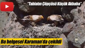 Bu belgesel Karaman'da çekildi