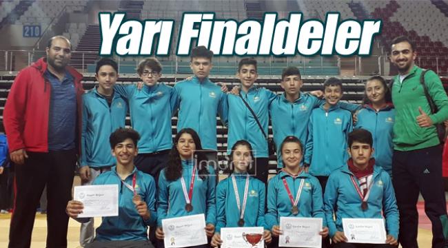 Karaman Analig Takımları Yarı Finalde!