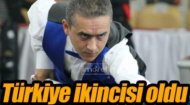 Türkiye ikincisi oldu