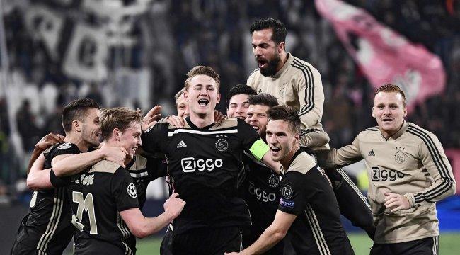 Juventus 1-2 Ajax / Maç Özeti