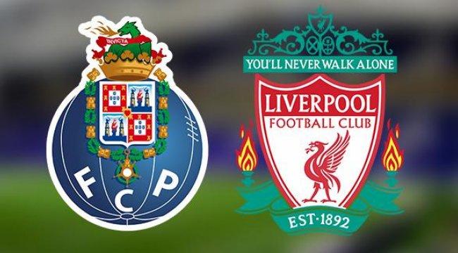 Porto, Liverpool Şampiyonlar Ligi maçı hangi kanalda, saat kaçta?