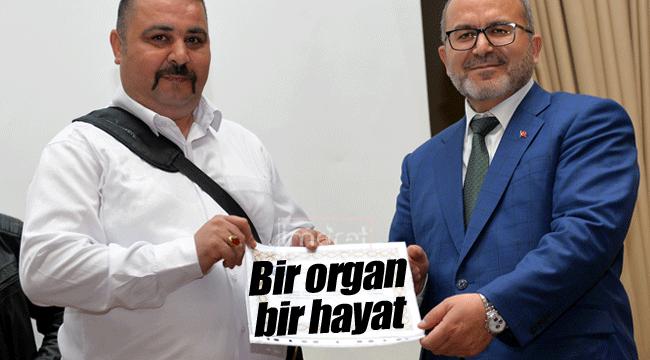 Bir organ bir hayat