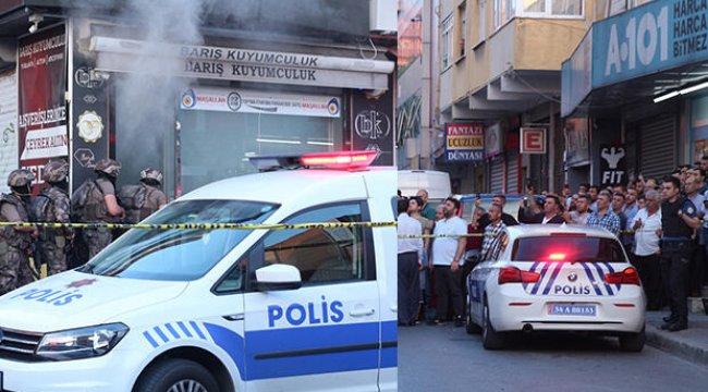 Alarm çaldı... Bölge çembere alındı: Özel harekat operasyon yaptı