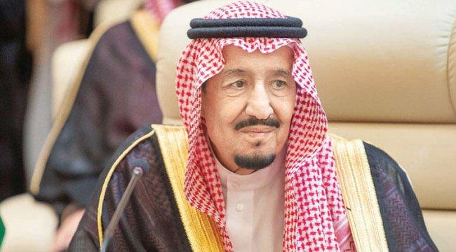 Erdoğan, Suudi Kral'la görüştü