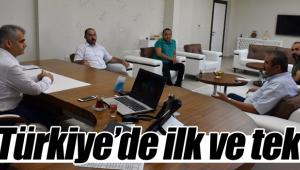 Türkiye'de ilk ve tek