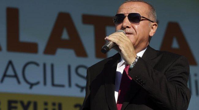 Cumhurbaşkanı Erdoğan'dan flaş sözler: Eylül ayı bitmeden güvenli bölge oluşturulmazsa...
