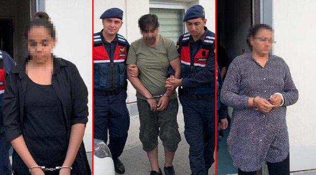 İhbar geldi jandarma harekete geçti! 3 İranlı Eskişehir'de yakalandı