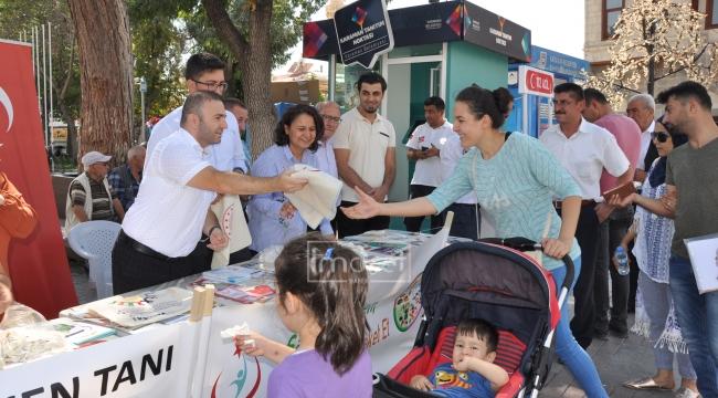 Karaman'da Halk Sağlığı Haftası Kutlandı