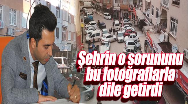 Meclis Üyesi Karaman'ın O Sorununu Dile Getirdi