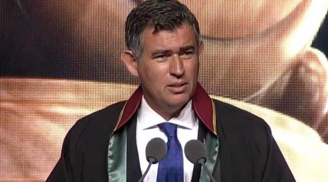 Son dakika: TBB Başkanı Feyzioğlu'ndan Adli Yıl Açılış Töreni'nde meslek sınavı çağrısı