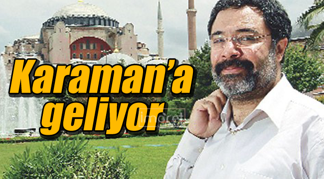 Ahmet Ümit Karaman'a geliyor