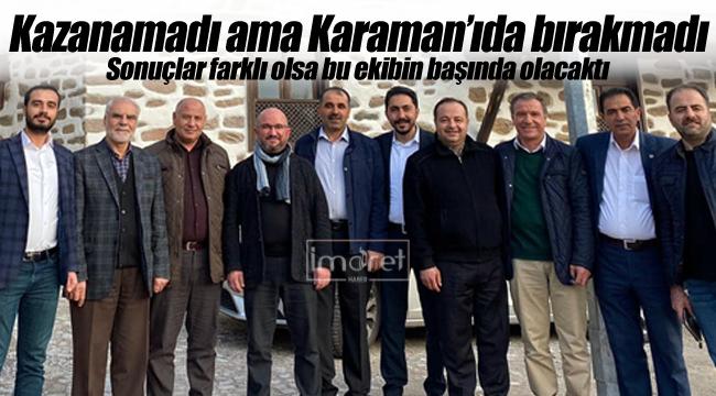 Şahin meclis üyelerini Konya'da ağırladı