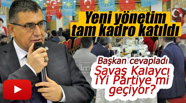 Karaman Belediye Başkanı İYİ Partiye mi geçiyor