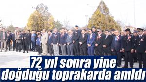 Kazımkarabekir Paşa Karaman'da anıldı