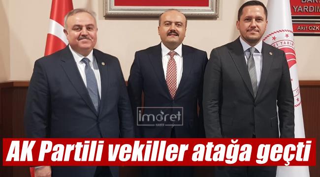 AK Partili vekiller atağa geçti