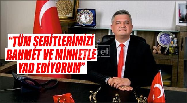Başkan Zorlu, İstanbul'un Fethi'nin 567.yıl dönümünü kutladı