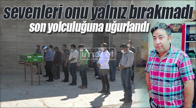 Karaman'da silahla öldürülen Mutlu Tekin toprağa verildi