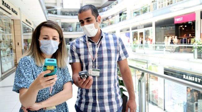 Ataşehir Belediyesi iç ortamlarda da hava kalitesi ölçmeye başladı