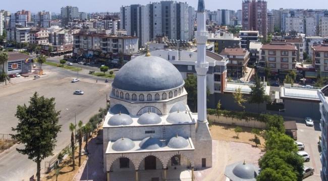 Burdurlu Hasan Dikici Cami ibadete açılıyor